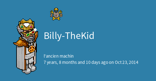 Billy Thekid From Habbofr Habbowidgetscom